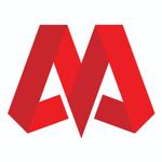 M.V Jewellers Logo
