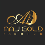 Aaj Gold Logo