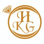 Harekrishna Gold Logo