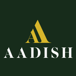 Aadish by Shreeji Jewellers Logo
