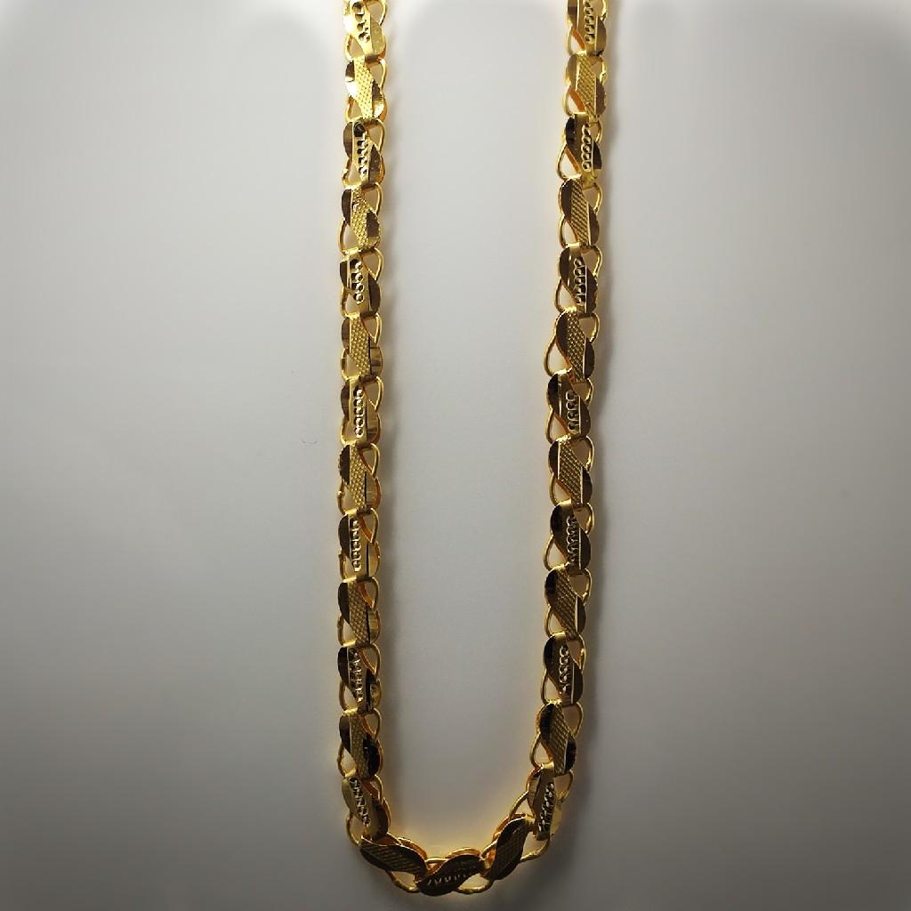 22 k Hand made chain