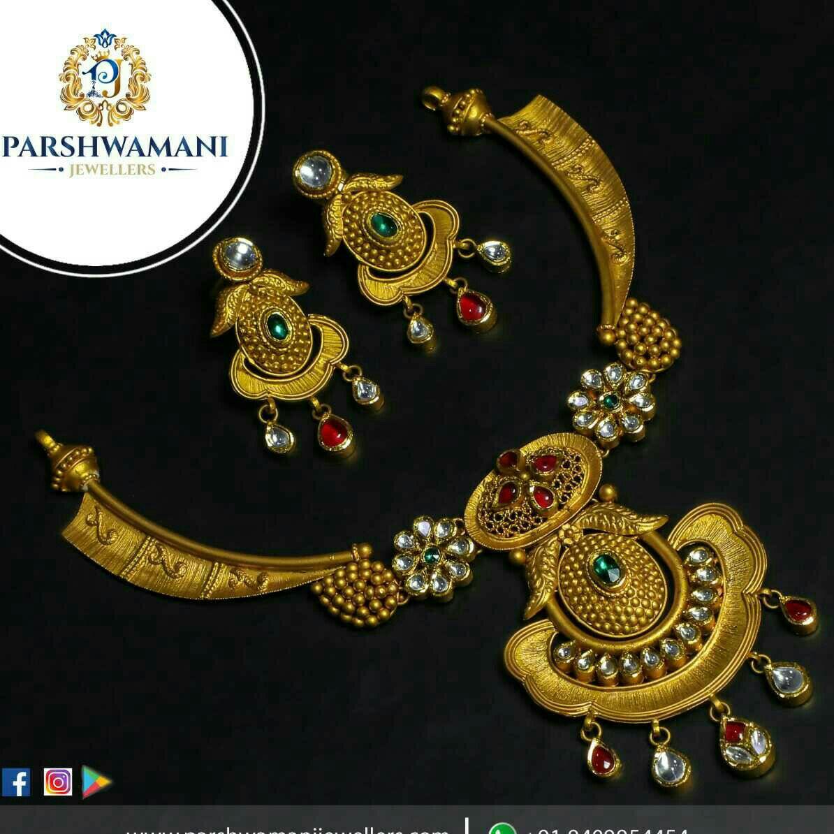 Exclusive Designer Necklace Set 916