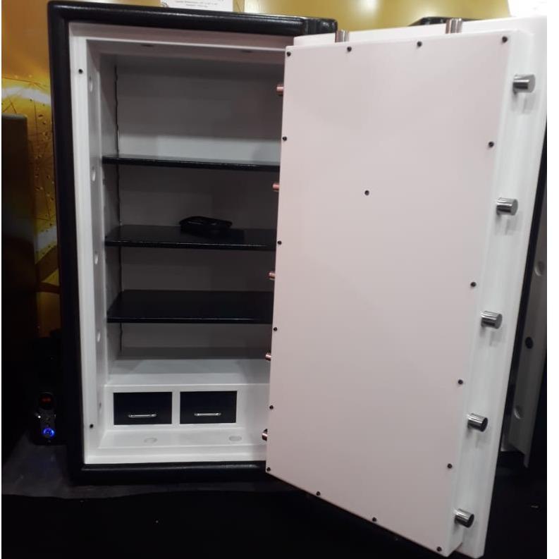 Exclusive single door jewelry safe locker