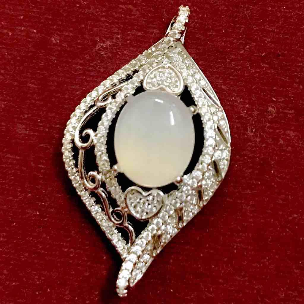 gem stone pendant