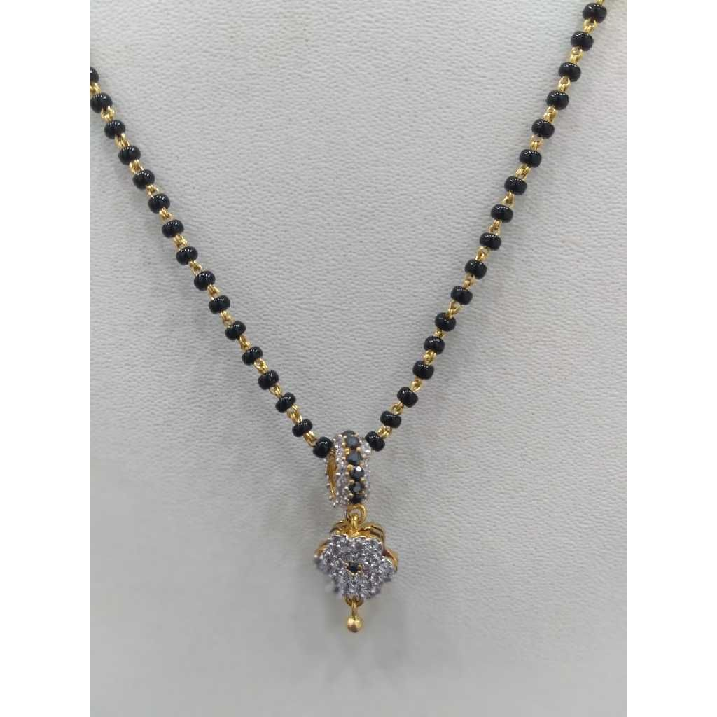 916 Gold Fancy Mangalsutra RJ-M019