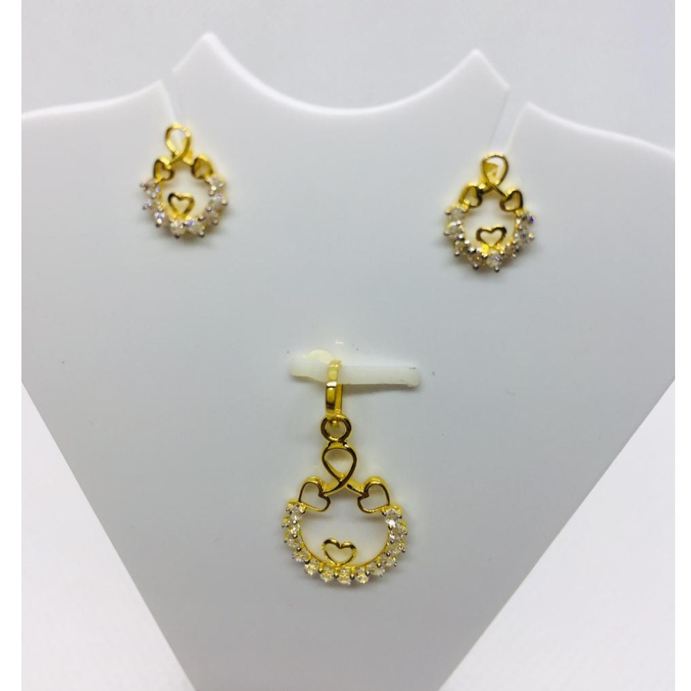 gold pendent tops