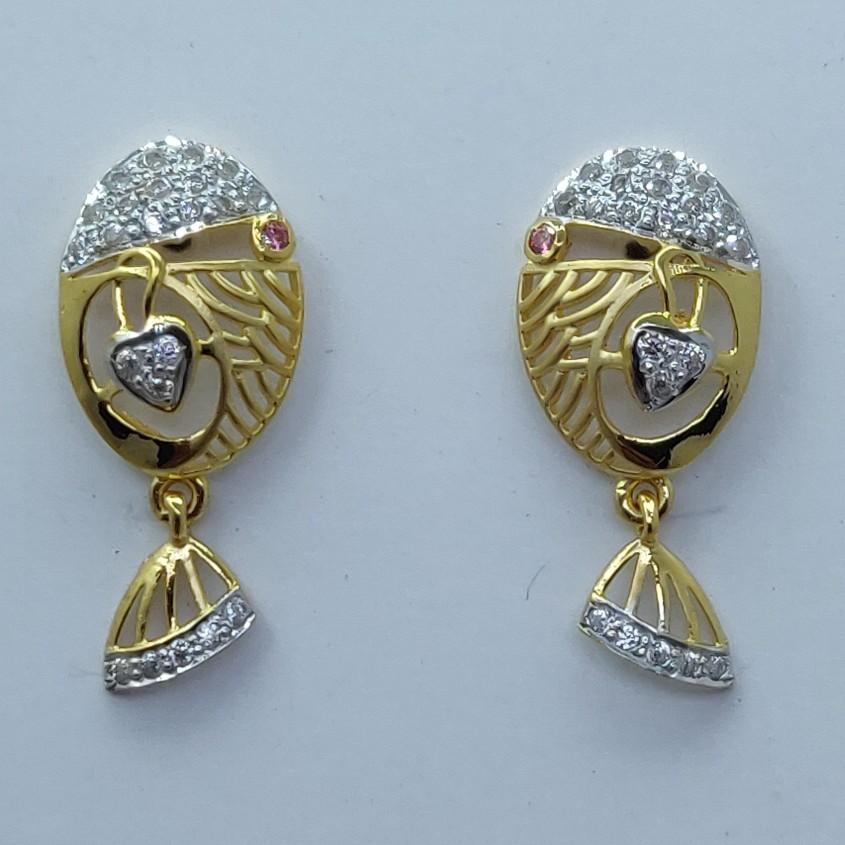 916 fancy light weight earrings
