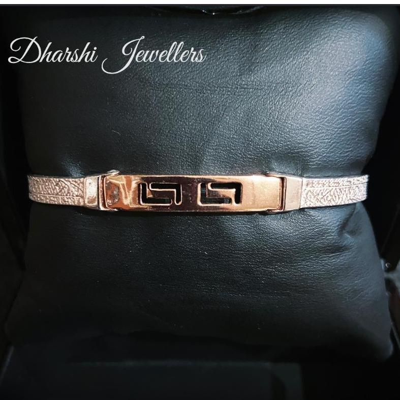 Silver Copper Bracelet(Unisex)
