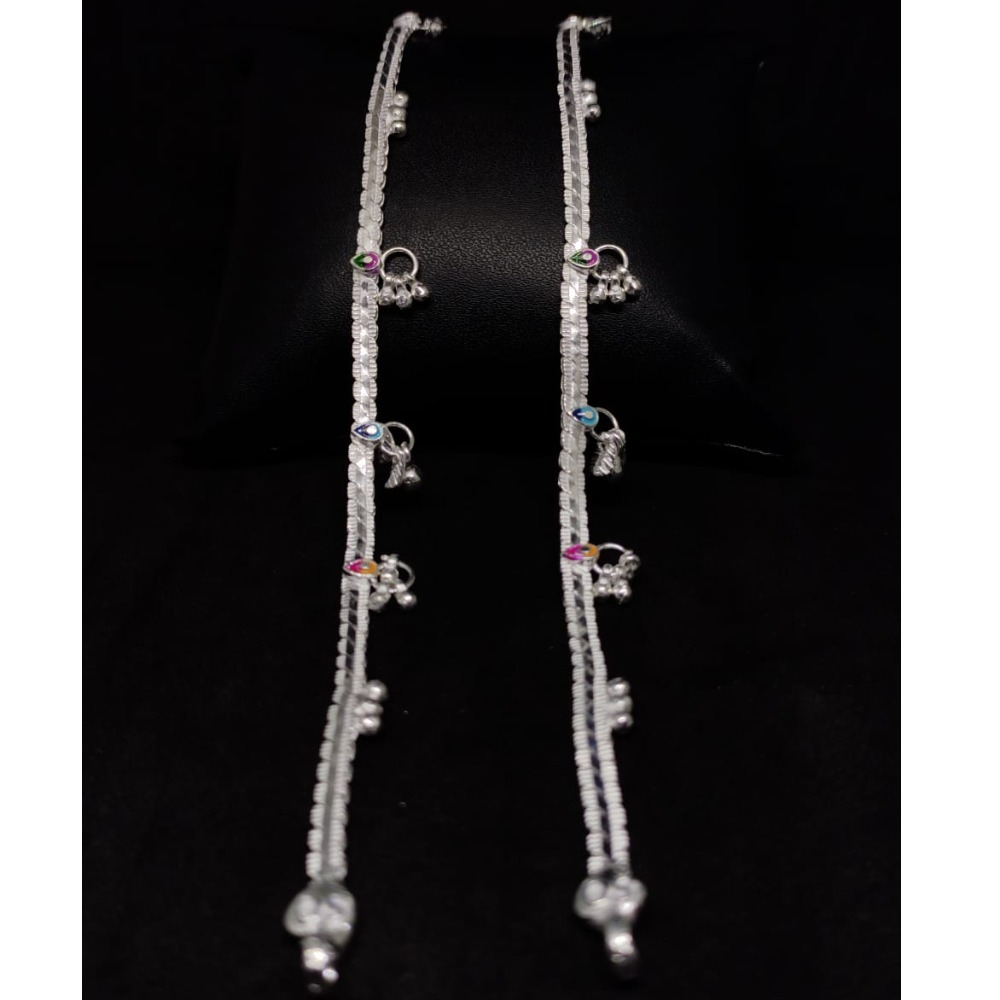 silver ladies payal rH-lA889