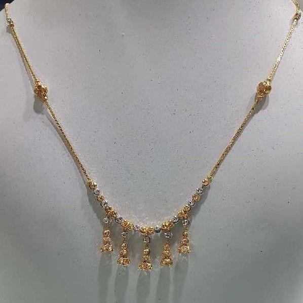 Gold 916 Vertical Attractive Dokiya