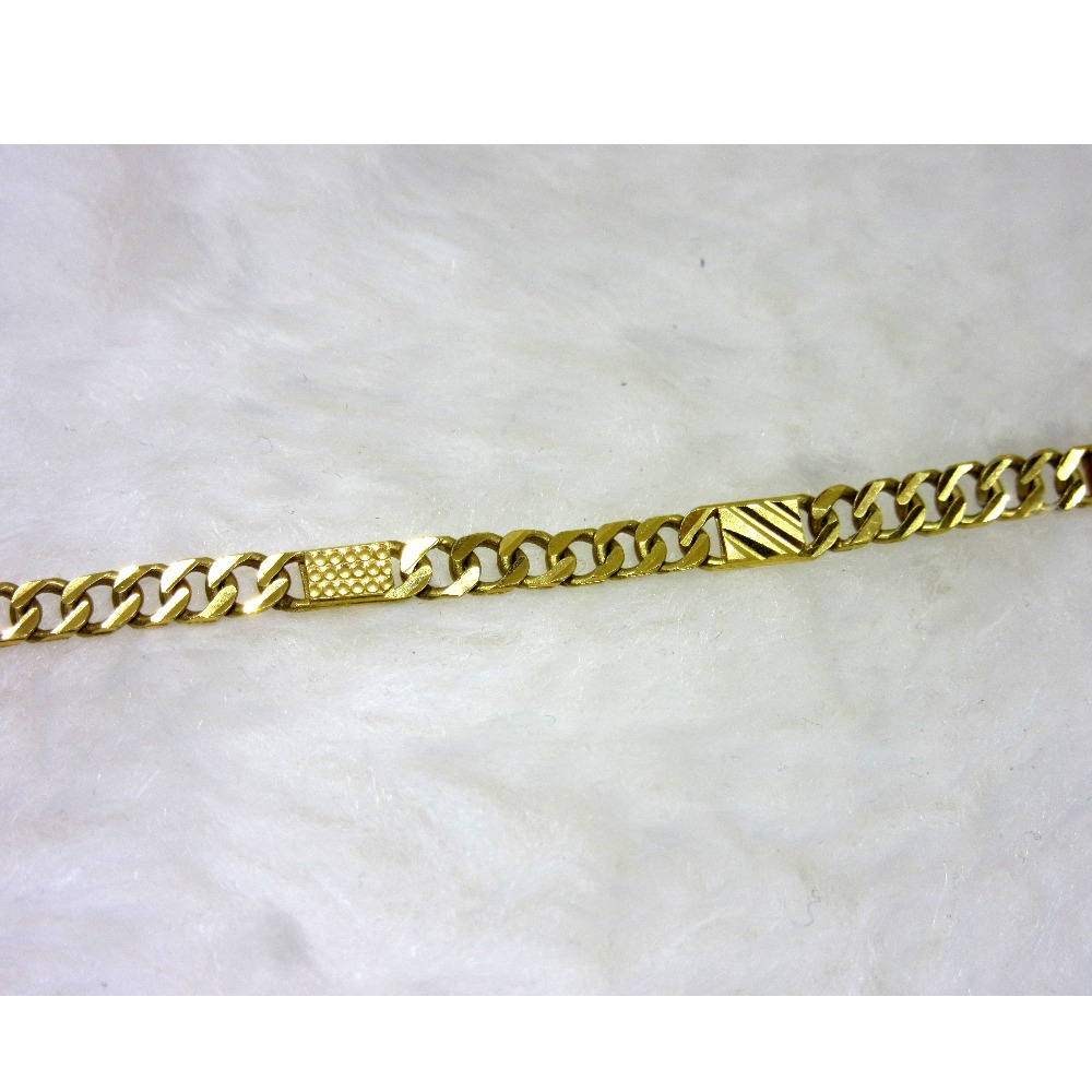 Gold Gents DailyWear Bracelet