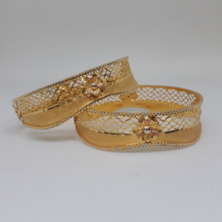 916 Fancy Rodiyam Bangle  bg/379/161