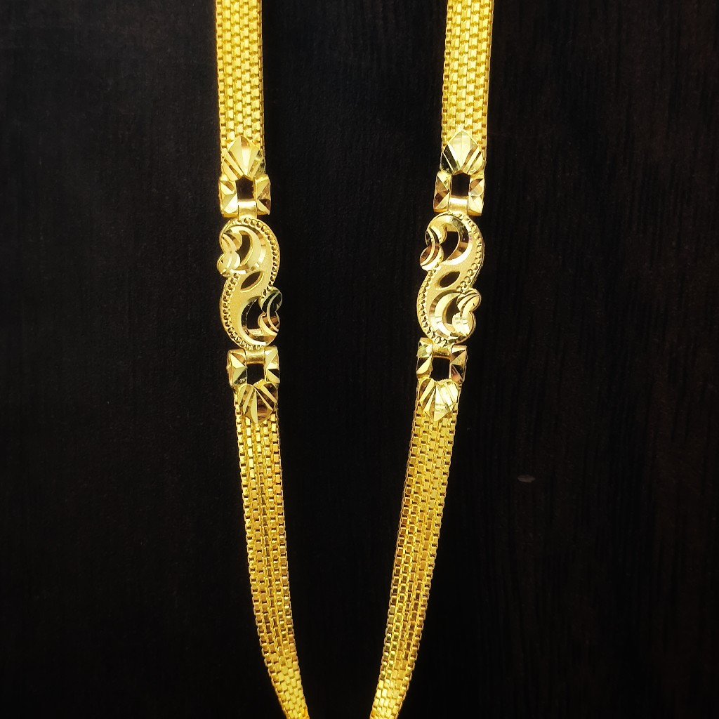 fancy 22 Caret handmade chain