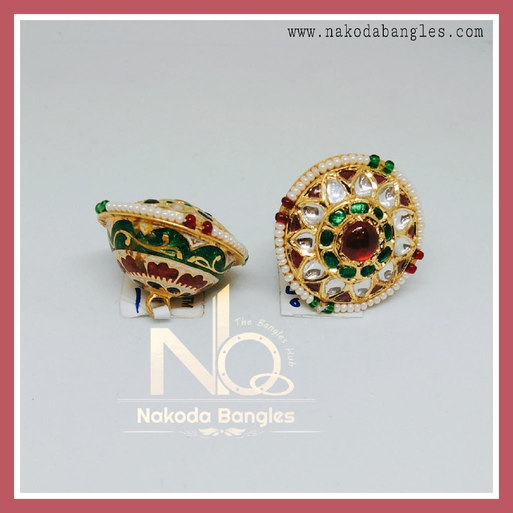 916 Gold Antique Rakhdi NB-263