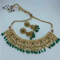 Royal Design Wedding Necklace Set