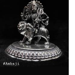 Silver Ambaji Murati