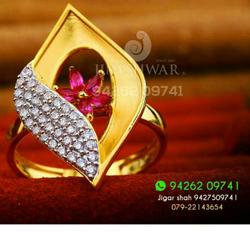 Dazzle Fancy Cz Ladies Ring LRG -0222