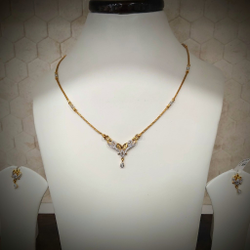 necklace sets by Shree Godavari Gold Palace