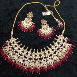 bridal necklace set#219