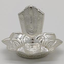 Silver Agarbatti Stand JYS0047