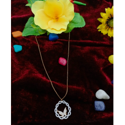 Gold Dokiya 18 ct Hallmark by Ranka Jewellers