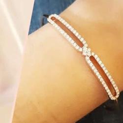 gold girls bracelate by