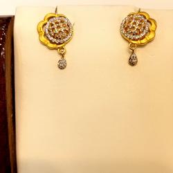Betty 22k gold fancy by Shree Godavari Gold Palace