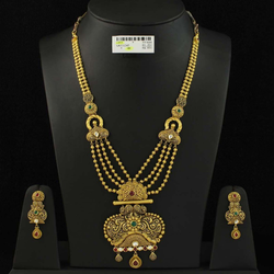 916 Antique Mala Long Set