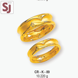 Couple Ring CR-K-89