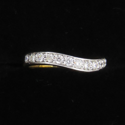 Classic Diamond Ring Band KJ-R17