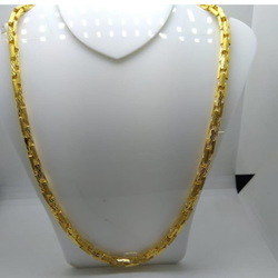 22Kt Gold Indo Gents Chain RH-CH046