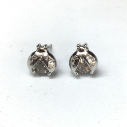925 fancy earring