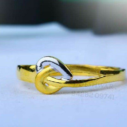 Plain Ladies Ring