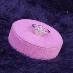 92.5 Sterling Silver Valera Ring For Women