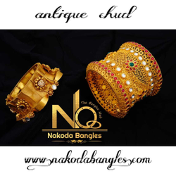916 Gold Antique Chud NB-1132