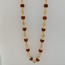 gold kanthi mala by Vinayak Gold