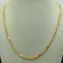 Gold Hollow Chain JDJ1005