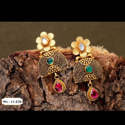 Classic  Colorful Earings