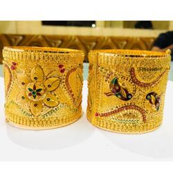 BANGLES by Shreeji Jewellers