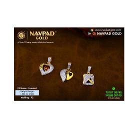 22 kt gold pendants