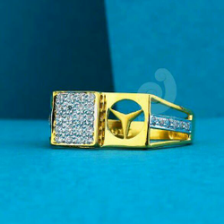 22 Ct Special Gents Ring
