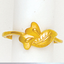 Ladies Ring Plain LPK-2967
