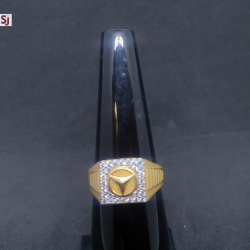 Gents Ring Diamond GHRG-0690