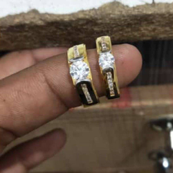 Gold Couple Rings by Sneh Ornaments