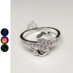 silver ladies rings RH-LR417