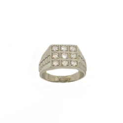 925 Sterling Silver Ring MGA - GRS2173