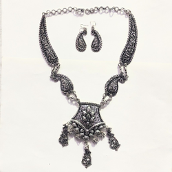 NECKLACE SET by JP 925 Silver
