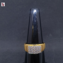 Gents Ring Diamond GRG-0691