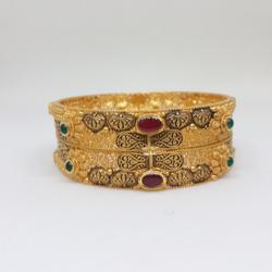 916 Antique  Kundan Kada bg/1638/160