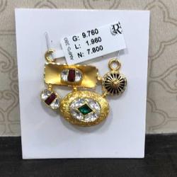 AMPS (Antique Mangalsutra Pendant) by R.B. Ornament